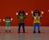 Playmobil, unos jovencitos de 40 años