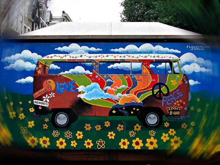 Que Significa Hippie: Ámsterdam Y Los Hippies